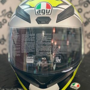 Casco integrale K1 REPLICA ECE2205 - MIR 2018