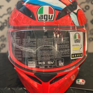 Casco integrale K3 SV E2205 MULTI – ATTACK