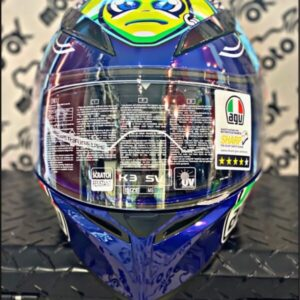 Casco integrale K3 SV E2205 TOP - ROSSI MISANO 2015